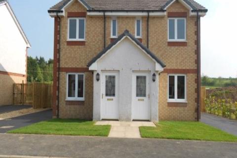2 bedroom semi-detached house to rent - 6 Meadowfoot Gardens Ecclefechan