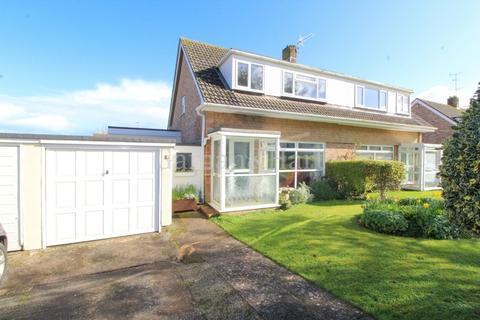 3 bedroom semi-detached house for sale - Mendip Road, Livermead, Torquay