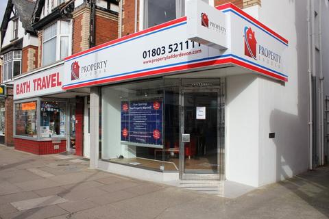 Land to rent - Hyde Road, Paignton
