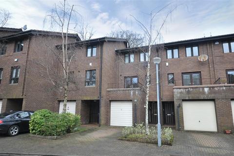 3 bedroom townhouse for sale - 62 Mansionhouse Gardens, Langside, G41 3DP