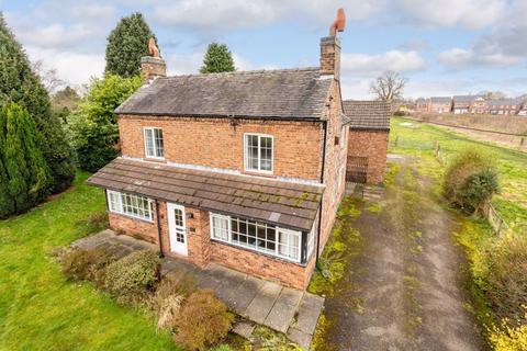 3 bedroom detached house for sale - Stock Lane, Wybunbury