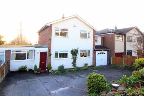 4 bedroom detached house for sale - Pipers Lane, Heswall