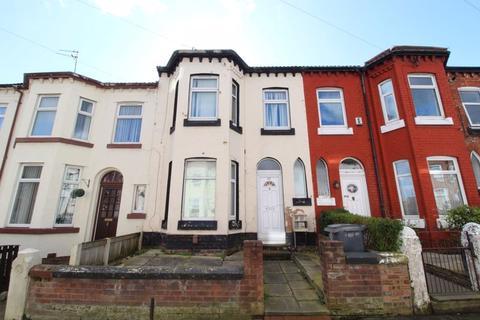 3 bedroom terraced house for sale - Halcyon Road, Birkenhead