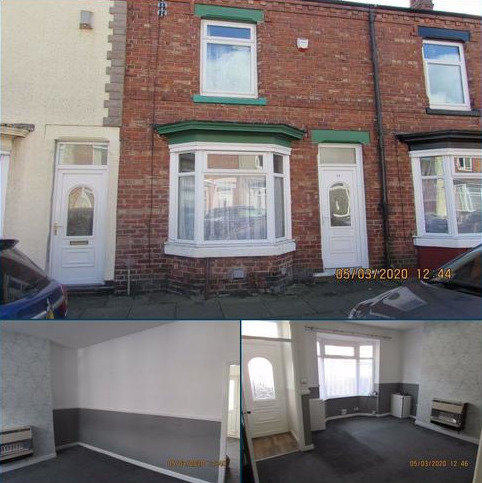 2 bedroom terraced house to rent - Thirlmere Road, Darlington, County Durham