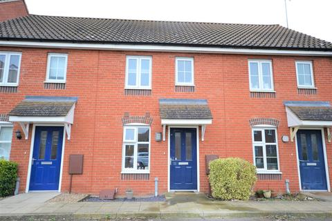2 bedroom terraced house - Clement Attlee Way, King's Lynn