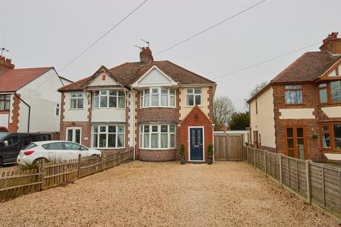 3 bedroom semi-detached house for sale - Rugby Road, Burbage, Hinckley