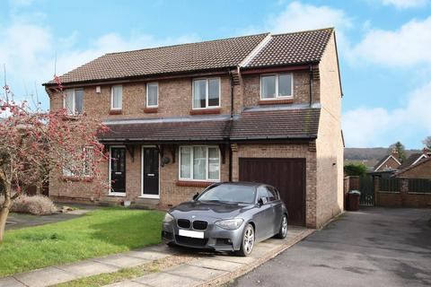 4 bedroom semi-detached house for sale - Bartle Gill View, Baildon