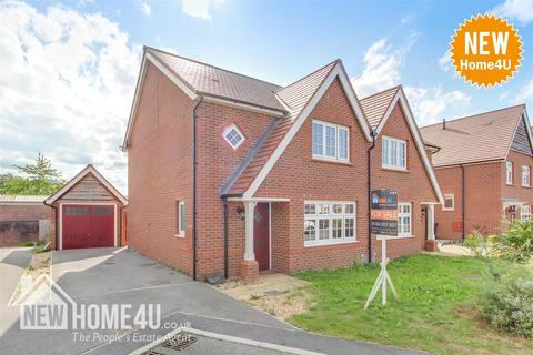 3 bedroom house for sale - Jacobean Way, Buckley