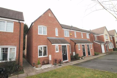 2 bedroom terraced house for sale - Martineau Drive, Harborne