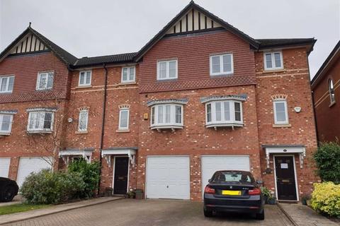 4 bedroom townhouse for sale - Alveston Drive, The Villas, Wilmslow