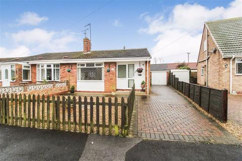 2 bedroom semi-detached bungalow for sale - Chestnut Avenue, Beverley, East Yorkshire