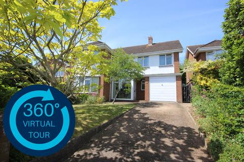 5 bedroom detached house for sale - School Lane, Countess Wear, Exeter
