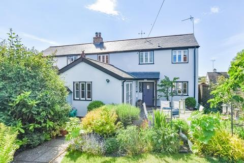 2 bedroom cottage for sale - Newbiggen Street, Thaxted, Dunmow