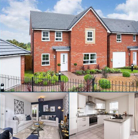 4 bedroom detached house for sale - Plot 126, Radleigh at Somerford Reach, Black Firs Lane, Somerford, CONGLETON CW12