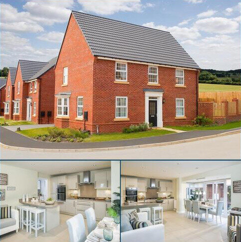 4 bedroom detached house for sale - Plot 97, Cornell at Kingfisher Meadow, Holt Road, Horsford, NORWICH NR10