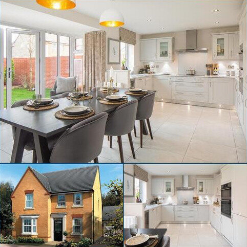 4 bedroom detached house for sale - Plot 67, HOLDEN at Scholars Park, Murch Road, Dinas Powys, DINAS POWYS CF64