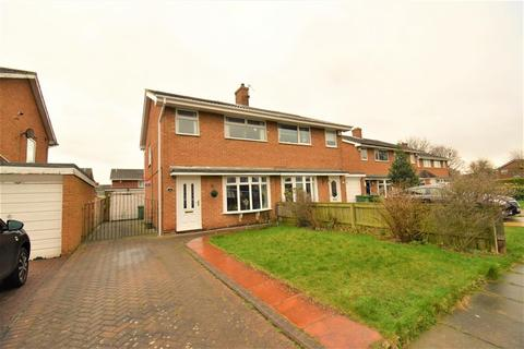 3 bedroom semi-detached house for sale - Helston Court, Thornaby, Stockton-on-Tees, TS17 9QE