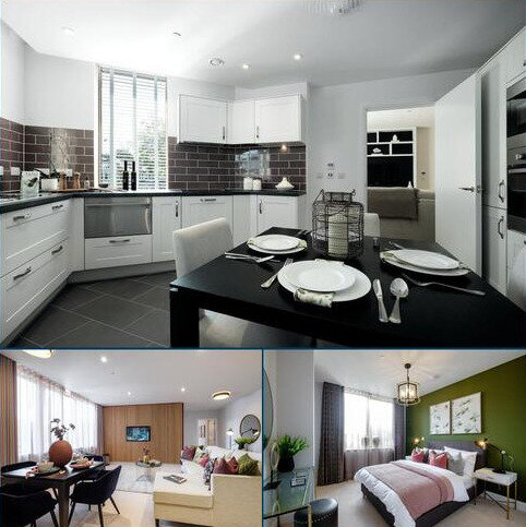 1 bedroom apartment for sale - Plot Apartment 17, Carriages at Carriages, Carriages, 840 Brighton Road, Purley CR8