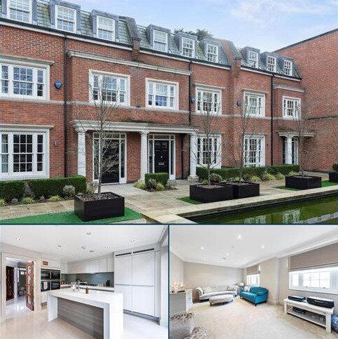5 bedroom terraced house for sale - Warrenhurst Gardens, Weybridge, Surrey, KT13