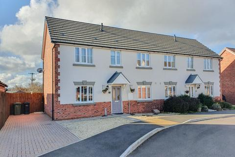 3 bedroom semi-detached house for sale - White House Drive, Kingstone, Hereford