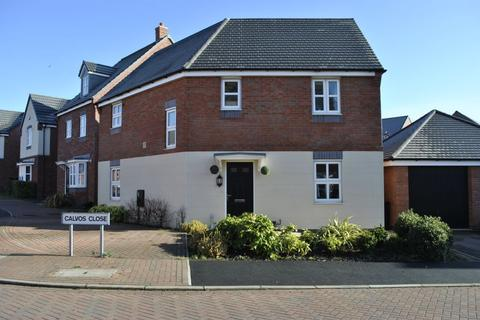 3 bedroom house to rent - Calvos Close,, Leicester,, LE4