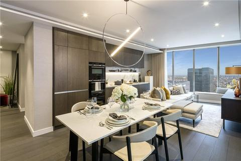 3 bedroom flat for sale - 40-01, 10 Park Drive, Canary Wharf, London, E14