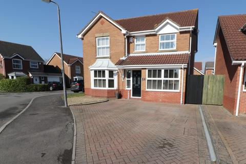 4 bedroom detached house for sale - Pear Tree Hey, Yate, Bristol, BS37 7JT