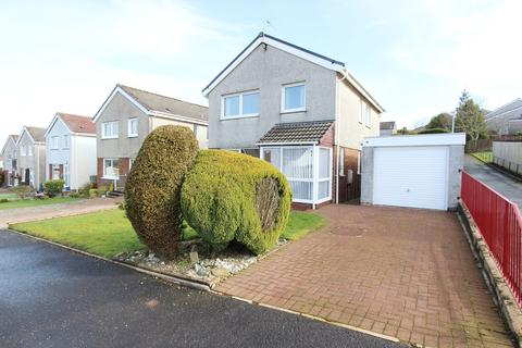 4 bedroom detached house for sale - Borthwick Drive, Gardenhall, East Kilbride G75
