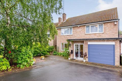 3 bedroom detached house for sale - Westfield Close, Dorridge, Solihull, B93 8DY