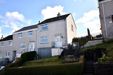 2 bedroom end of terrace house for sale - 14 COLL AVENUE, PORT GLASGOW