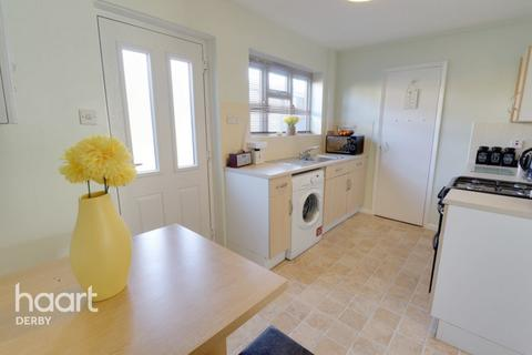 2 bedroom terraced house for sale - Rodsley Crescent, Derby