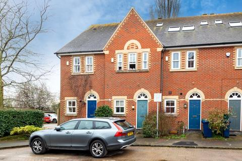 3 bedroom terraced house for sale - Plater Drive, Oxford, Oxfordshire