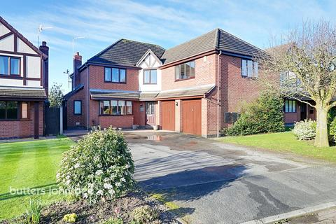 5 bedroom detached house for sale - Chads Green, Nantwich