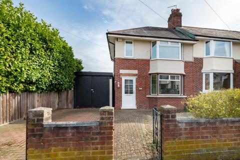 2 bedroom semi-detached house for sale - Campbell Road, Oxford, Oxfordshire