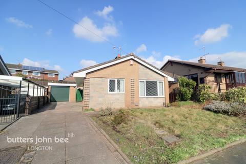 2 bedroom detached bungalow for sale - Coleridge Road, Blurton, ST3 2ES