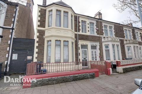 4 bedroom end of terrace house for sale - Splott Road, Cardiff