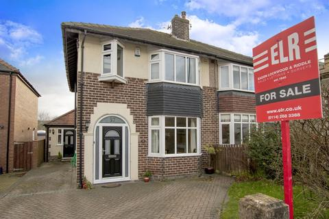 3 bedroom semi-detached house for sale - 57 Furniss Avenue, Dore, S17 3QJ