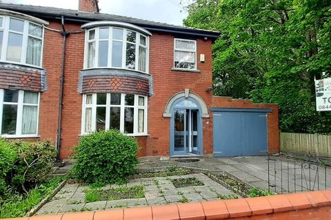 3 bedroom semi-detached house to rent - Lakes Road, Dukinfield