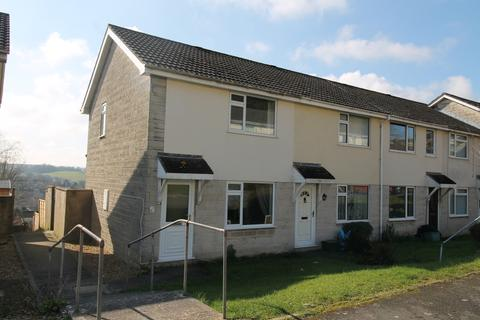 2 bedroom end of terrace house to rent - Stoneable Road, Radstock