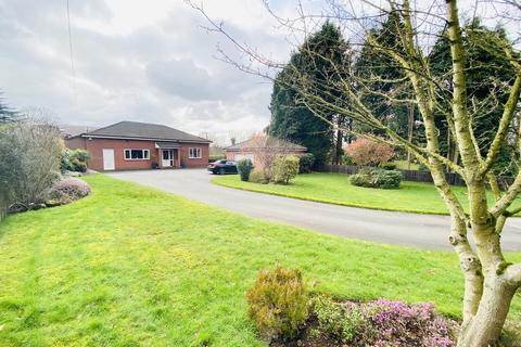 5 bedroom detached bungalow for sale - Foxwist Green, Whitegate