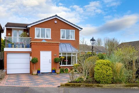 4 bedroom detached house for sale - Abbots Close, Knowle