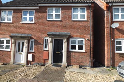 2 bedroom semi-detached house for sale - Dias Close, Spalding