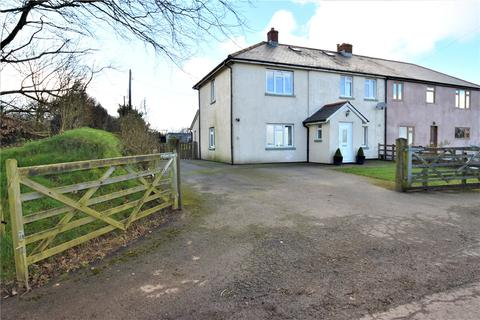 4 bedroom semi-detached house for sale - Gibbet Moor, Stoodleigh, Tiverton, Devon, EX16