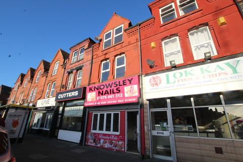 Land to rent - Knowsley Road, Bootle, L20