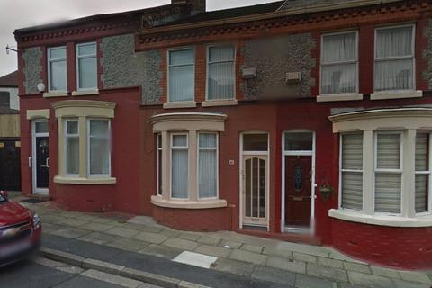 3 bedroom terraced house to rent - Letchworth Street, Liverpool, Merseyside, L6