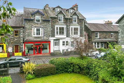 2 bedroom ground floor flat to rent - Apartment 2, Smallwood Apartments, Compston Street, Ambleside, Cumbria, LA22 9DJ