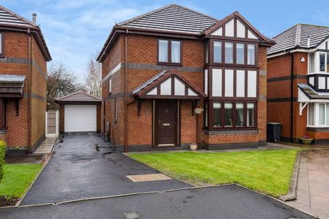 4 bedroom detached house for sale - Kenyon Road, Standish