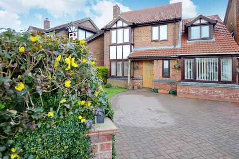 4 bedroom detached house for sale - 3 Pingle Close, Coningsby NEW PRICE