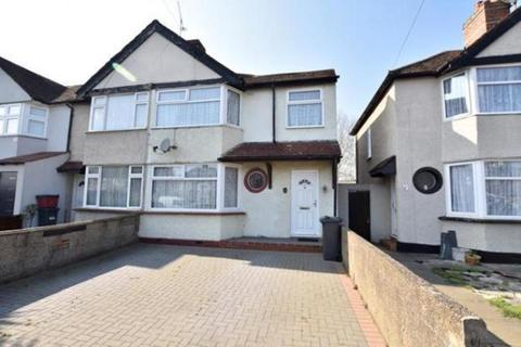 3 bedroom end of terrace house for sale - Hounslow Road, Hanworth, TW13