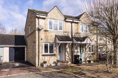 2 bedroom end of terrace house for sale - Heather Drive, Sulis Meadows, Bath